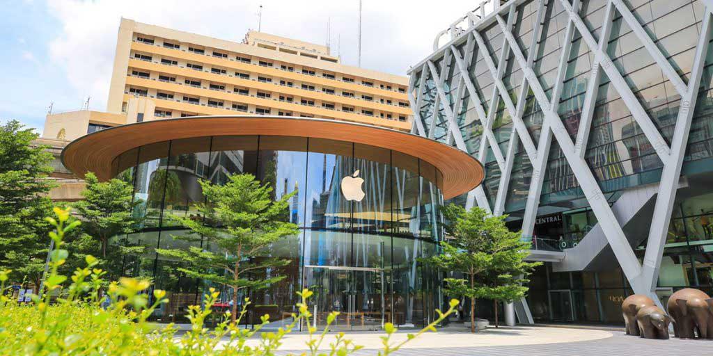 การสร้าง Apple Store ขึ้นมาดีอย่างไร